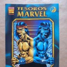 Cómics: TESOROS MARVEL - SHANG-CHI MASTER OF KUNG-FU - FORUM - PERFECTO ESTADO - JMV. Lote 96024299