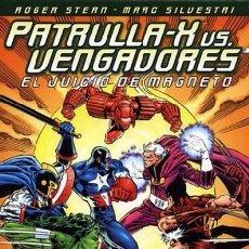 Cómics: PATRULLA-X VS VENGADORES FORUM 2000 - ROGER STREN MARC SILVESTRI. Lote 96026171