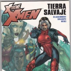 Cómics: X-TREME X MEN - TIERRA SALVAJE - FORUM -. Lote 96129359