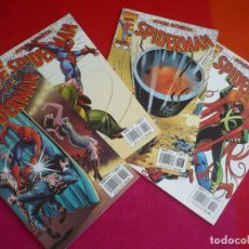 Cómics: SPIDERMAN DE JOHN ROMITA 21, 22, 23 Y 24 ( STAN LEE ) ¡BUEN ESTADO! MARVEL FORUM EXCELSIOR. Lote 96134303