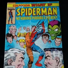 Cómics: COMIC WHAT IF SPIDERMAN Nº 15 FORUM VOL 1 (1990). Lote 96135203