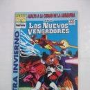 Cómics: LOS NUEVOS VENGADORES. 2ª PARTE. ASALTO A LA CIUDAD DE LA ARMADURA. EXTRA INVIERNO. FORUM. TDKC28. Lote 96173703