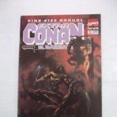 Cómics: EXTRA CONAN EL BARBARO. Nº 3. KING-SIZE ANNUAL. MARVEL COMICS FORUM. TDKC28. Lote 96174083