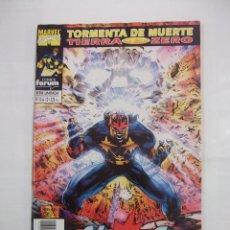Cómics: TORMENTA DE MUERTE. TIERRA ZERO. NOVA. EL COHETE HUMANO. Nº 12 DE 12. MARVEL COMICS FORUM. TDKC28. Lote 96176507