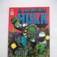 Cómics: EL INCREIBLE HULK. LIBRO 2 DE 2. FUTURO IMPERFECTO. FORUM. TDKC28. Lote 96177699