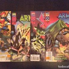Cómics: ARMA X. LA ERA DE APOCALIPSIS. COMPLETA 4 NÚMEROS. FORUM. Lote 96239923