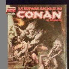 Comics : LA ESPADA SALVAJE DE CONAN. EDICIÓN COLECCIONISTA Nº 2 FORUM. Lote 96251427