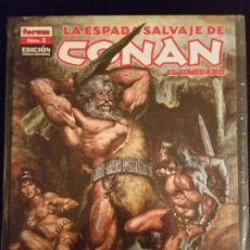 Comics : LA ESPADA SALVAJE DE CONAN. EDICIÓN COLECCIONISTA Nº 3 FORUM. Lote 96251559