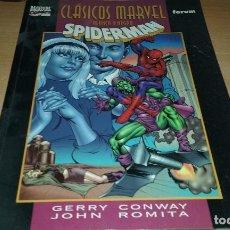 Cómics: VOLUMEN SPIDERMAN MARVEL-COMICS. CLASICOS MARVEL BLANCO Y NEGRO.1997. Lote 96265875