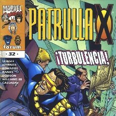 Cómics: PATRULLA-X VOL.2 Nº 32 - FORUM IMPECABLE. Lote 96308643