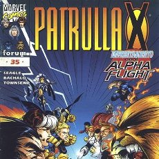 Cómics: PATRULLA-X VOL.2 Nº 35 - FORUM IMPECABLE. Lote 96308723
