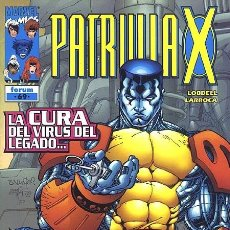 Cómics: PATRULLA-X VOL.2 Nº 69 - FORUM IMPECABLE. Lote 96310163