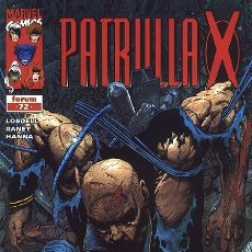 Cómics: PATRULLA-X VOL.2 Nº 72 - FORUM IMPECABLE. Lote 96310295