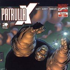 Cómics: PATRULLA-X VOL.2 Nº 81 - FORUM IMPECABLE. Lote 96310999