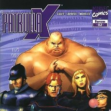 Cómics: PATRULLA-X VOL.2 Nº 82 - FORUM IMPECABLE. Lote 96311015