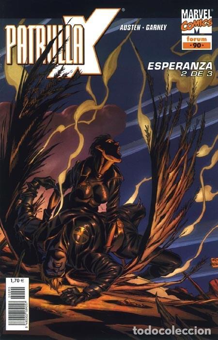 PATRULLA-X VOL.2 Nº 90 - FORUM IMPECABLE (Tebeos y Comics - Forum - Patrulla X)