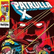 Cómics: LA PATRULLA-X VOL.1 Nº 126 - FORUM. Lote 96317543