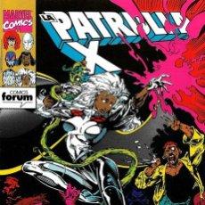 Cómics: LA PATRULLA-X VOL.1 Nº 130 - FORUM. Lote 96317647