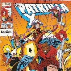 Cómics: LA PATRULLA-X VOL.1 Nº 137 - FORUM. Lote 96318371