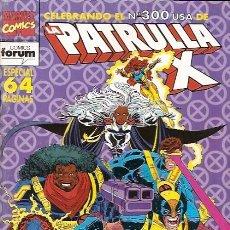 Cómics: LA PATRULLA-X VOL.1 Nº 139 - FORUM. Lote 96318527