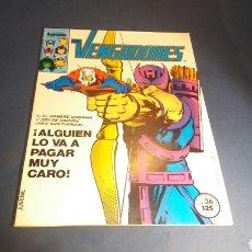 Cómics: LOS VENGADORES 36 EXCELENTE ESTADO FORUM. Lote 96327084