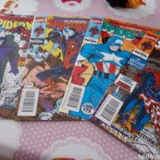 Cómics: SPIDERMAN. COMPLOT PARA UN MAGNICIDIO.MCFARLANE 4 NÚMEROS.NUEVOS.. Lote 96426424