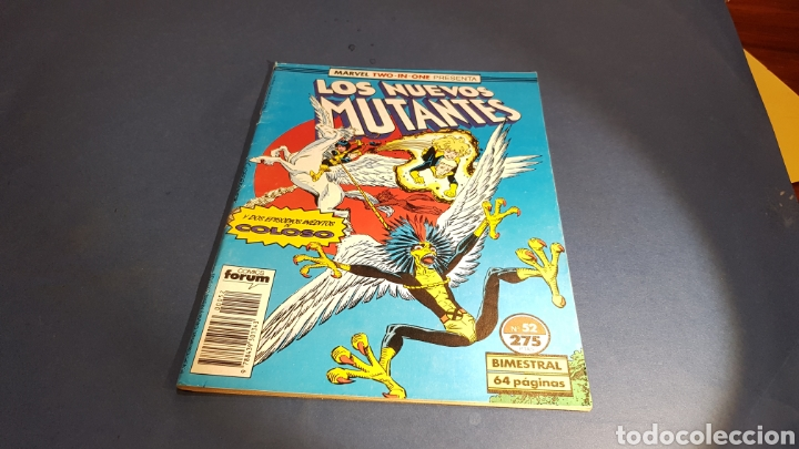 LOS NUEVOS MUTANTES 52 FORUM (Tebeos y Comics - Forum - Otros Forum)