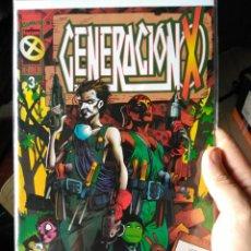 Cómics: GENERACIÓN X VOL. 2 N° 3 GRAPA. Lote 96446391