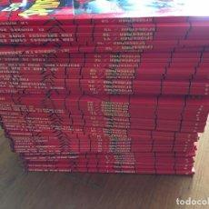 Cómics: SPIDERMAN COLECCION COMPLETA VOL 1 Nº 1 AL 50 MUY BUEN ESTADO ROJA ( ED. FORUM) (B1). Lote 96453587