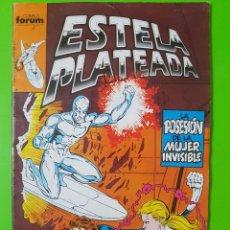 Cómics: ESTELA PLATEADA NºS 3 5 9 Y 12 LOTE DE 4 EJEMPLARES. Lote 96555187