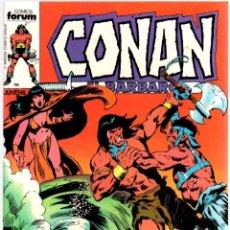 Comics : CONAN EL BARBARO. Nº 61. EL ANTRO MALDITO. FORUM. AÑO 1983. Lote 96587267