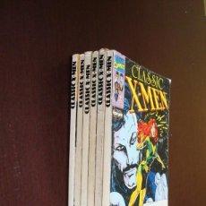 Cómics: CLASSIC X-MEN VOL. 1 LOTE 29 NÚMEROS (1 AL 34 MENOS 11 AL 15). Lote 96606039