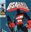 Cómics: U.S.AGENTE - SERIE LIMITADA COMPLETA FORUM IMPECABLE. Lote 96628015