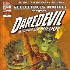 Cómics: DAREDEVIL: SELECCIONES MARVEL Nº 11: (FOGGY NELSON AGENTE DE SHIELD) 1 TOMO FORUM. Lote 96664811