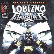 Cómics: LOBEZNO / PUNISHER: REVELACIÓN (1 TOMO FORUM). Lote 96665119