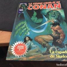 Cómics: SUPER CONAN Nº 3. LA ESPADA SALVAJE (FORUM) (COI41). Lote 96786963