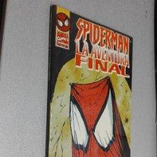 Cómics: SPIDERMAN: LA AVENTURA FINAL / MARVEL - FORUM. Lote 146202010