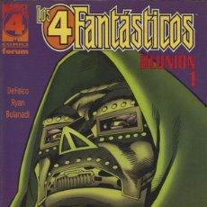 Cómics: LOS 4 FANTÁSTICOS - REUNIÓN VOL.1 Nº 1 - FORUM (FEBRERO 1997) 007. Lote 96899367