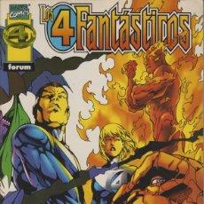 Cómics: LOS 4 FANTÁSTICOS - ESPECIAL ONSLAUGHT - FORUM (MAYO 1997) 007. Lote 96903139