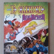 Cómics: EXCALIBUR: MOJO MAYHEM. EDICIÓN FORMATO PRESTIGIO N°8, DE COMICS FORUM (1990). POR CLAREMONT Y ADAMS. Lote 96953358