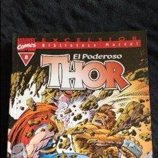 Cómics: THOR EL PODEROSO EXCELSIOR BIBLIOTECA MARVEL Nº 8 EL ESTADO ES MUY BUENO . Lote 96972459