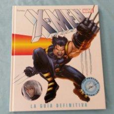 Cómics: X-MEN. LA GUÍA DEFINITIVA. ENCICLOPEDIA. PATRULLA-X.. Lote 96976475