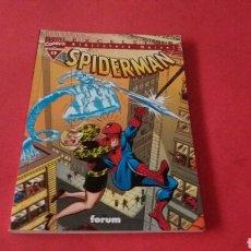 Cómics: SPIDERMAN 17 BIBLIOTECA MARVEL EXCELENTE ESTADO FORUM. Lote 96976711