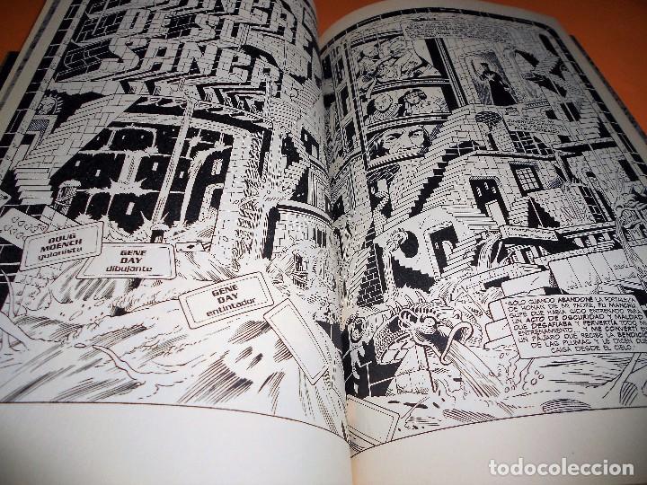 Cómics: SHANG-CHI MASTER OF KUNG-FU. ESPECIAL B/N TESOROS MARVEL. RUSTICA. BUEN ESTADO. - Foto 4 - 97038431