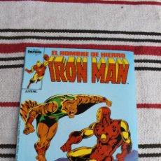 Comics: EL HOMBRE DE HIERRO; IRON MAN Nº 28. Lote 97042047