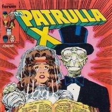 Cómics: LA PATRULLA-X VOL.1 Nº 32 - FORUM. Lote 97070951