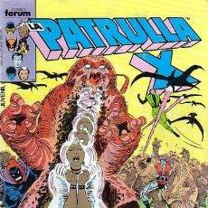 Cómics: LA PATRULLA-X VOL.1 Nº 38 - FORUM. Lote 97071551