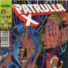 Comics: LA PATRULLA-X VOL.1 Nº 70 - FORUM. Lote 97072295