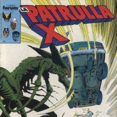 Comics: LA PATRULLA-X VOL.1 Nº 83 - FORUM. Lote 97072599