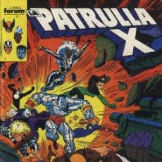 Cómics: LA PATRULLA-X VOL.1 Nº 88 - FORUM. Lote 97072695